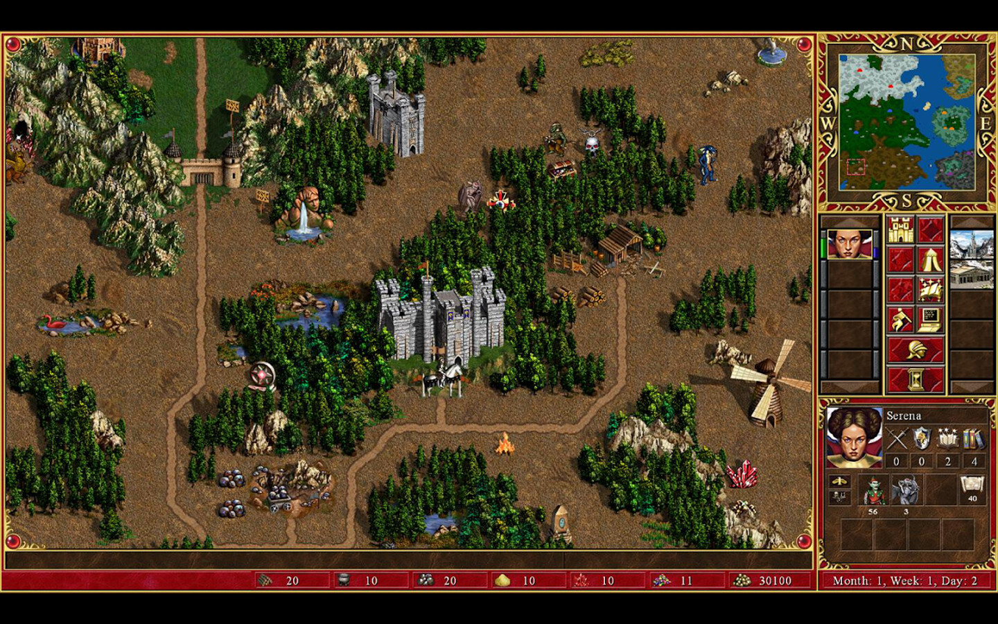 Heroes of Might & Magic III HD lands on iPad and Android