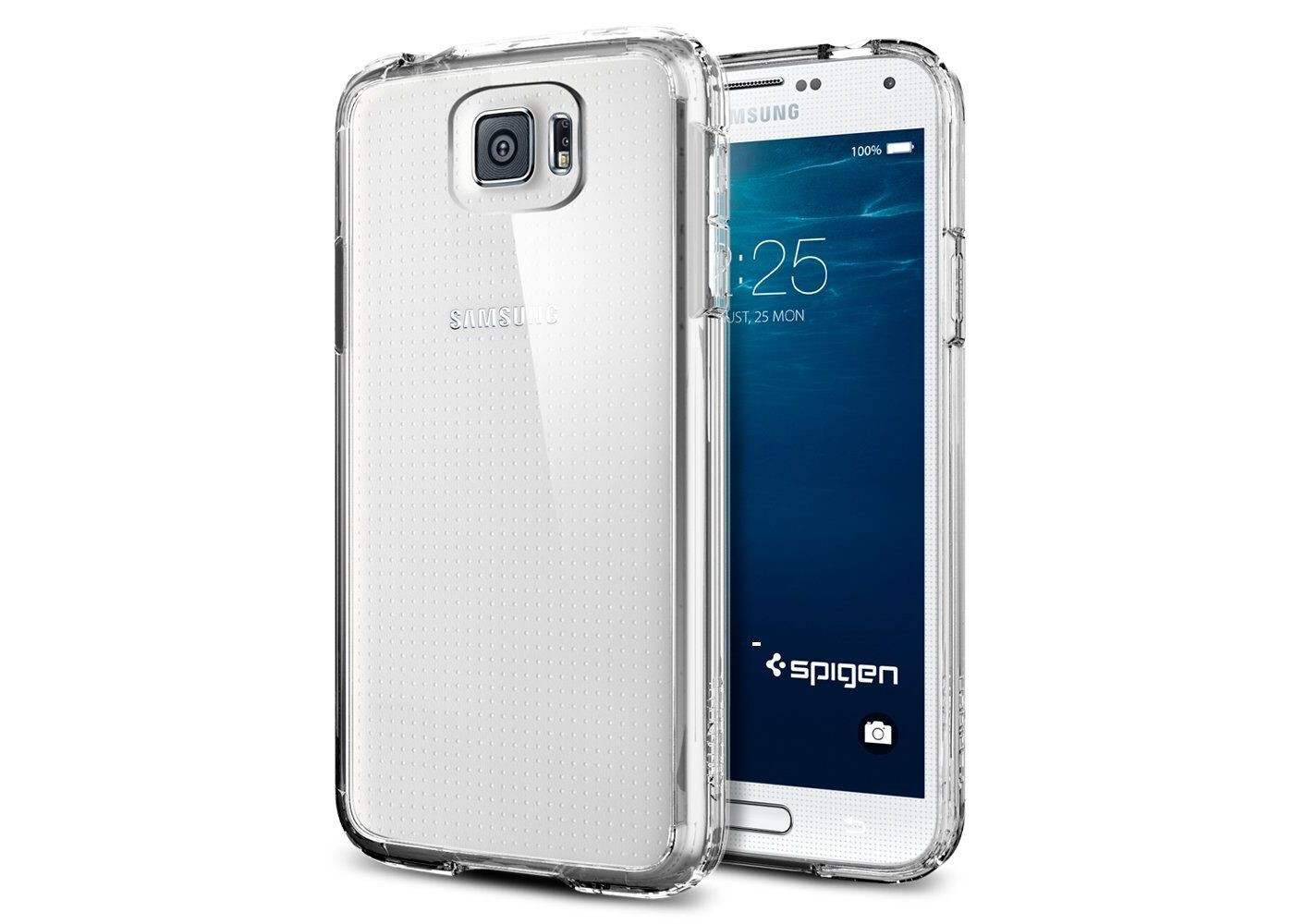 This is the samsung galaxy s6 according to case maker spigen for Galaxy maker