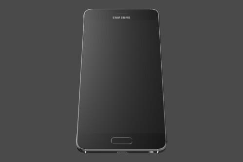 Galaxy S6 concept renders