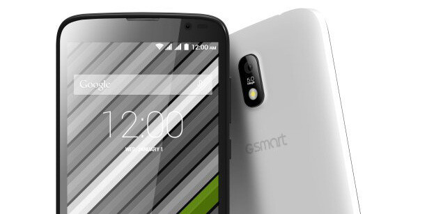 Gigabyte unveils a trio of new affordable GSmart phones, they probably won't break your bank