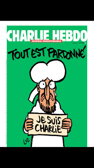 Charlie Hebdo - Best new Android, iPhone, and Windows Phone apps of January 2015