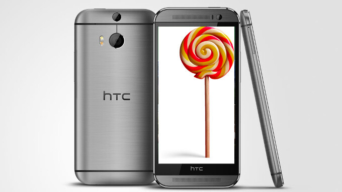 HTC will miss its 90-day Android Lollipop update goal for some One (M8) and (M7) variants