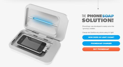 PhoneSoap on Shark Tank