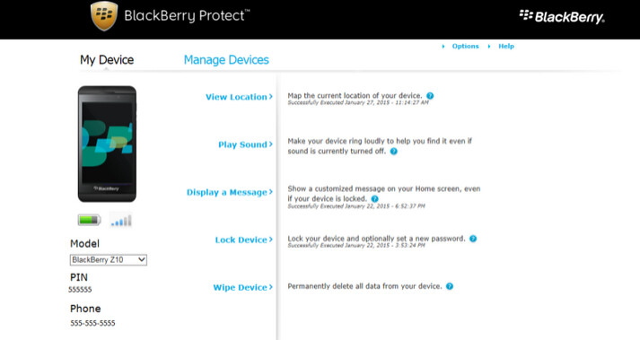 BlackBerry Protect is a lifesaver if your 'Berry is lost or stolen - BlackBerry Protect helps get a mother her missing BlackBerry Z10, stuffed with baby pictures, back