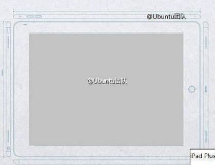 Images of rumored 12.9-inch Apple iPad Plus
