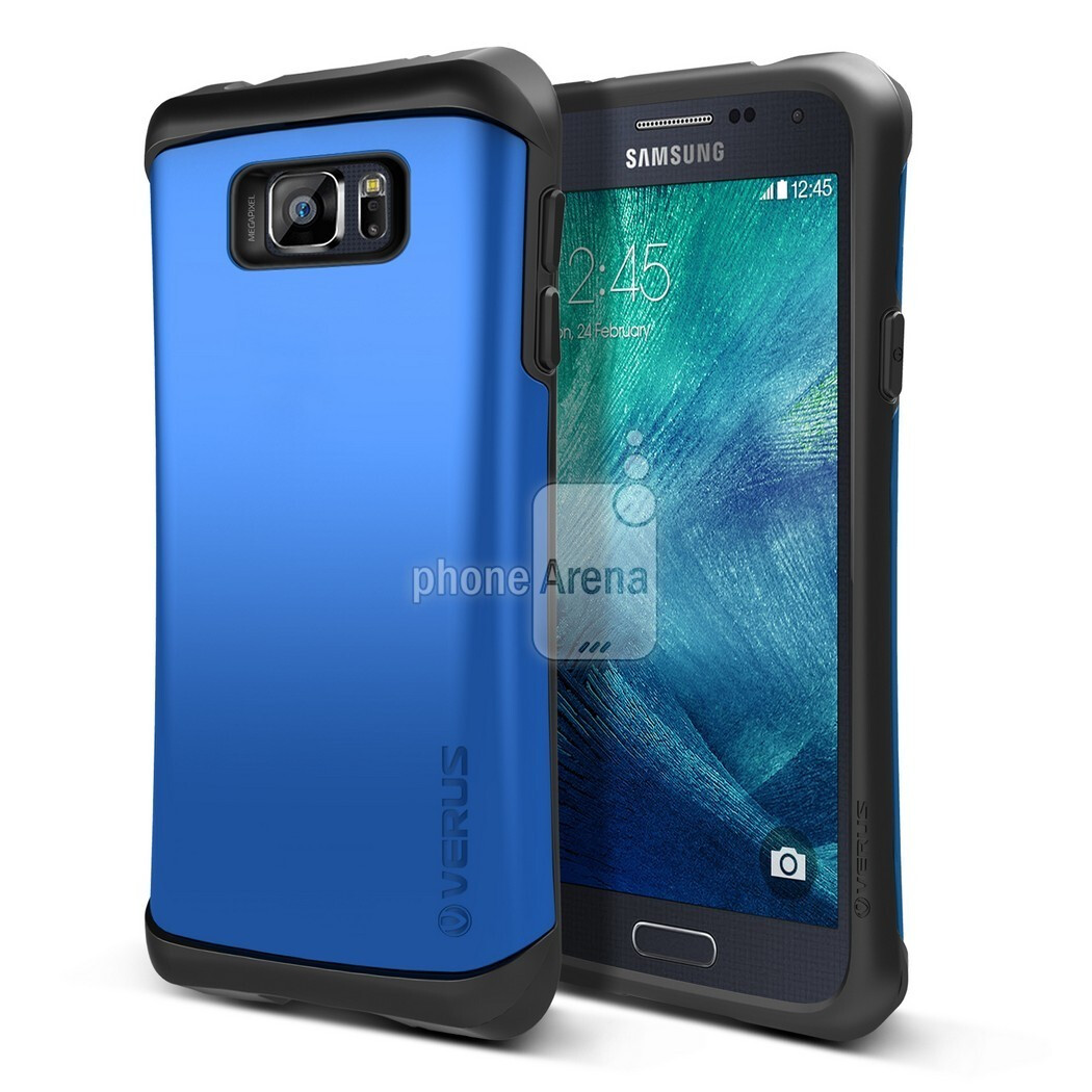 Galaxy s6 blueprint and case maker renders pop up teasing for Galaxy maker