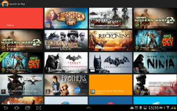 stream steam games on android tablet