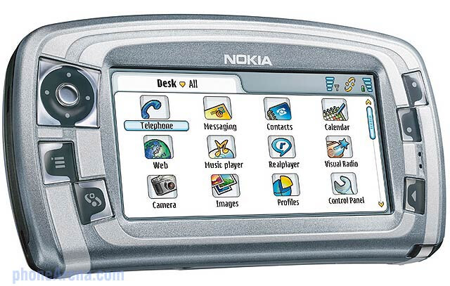 Nokia 7710 - the new Series 90 device approved by FCC