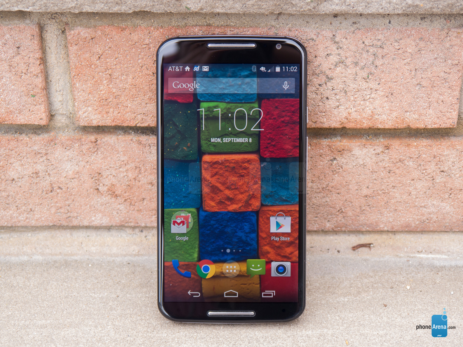 Over 10 million Motorola smartphones were sold in Q4 2014