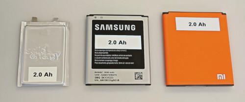 SolidEnergy's battery tech
