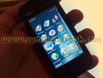First photos of Nokia 'Tube' surfaced