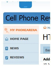 New PhoneArena Feature – My PhoneArena