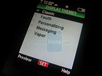 First images of Motorola V750 for Verizon