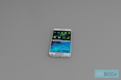 Samsung Galaxy S6 renders based on rumors