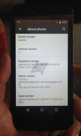 Google releases Android 5.1 in Indonesia