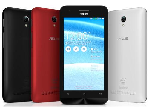 Asus ZenFone C and Asus ZenPower 9600