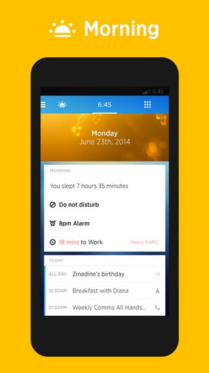 ahoo Aviate Launcher