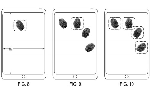 Apple's patent application images