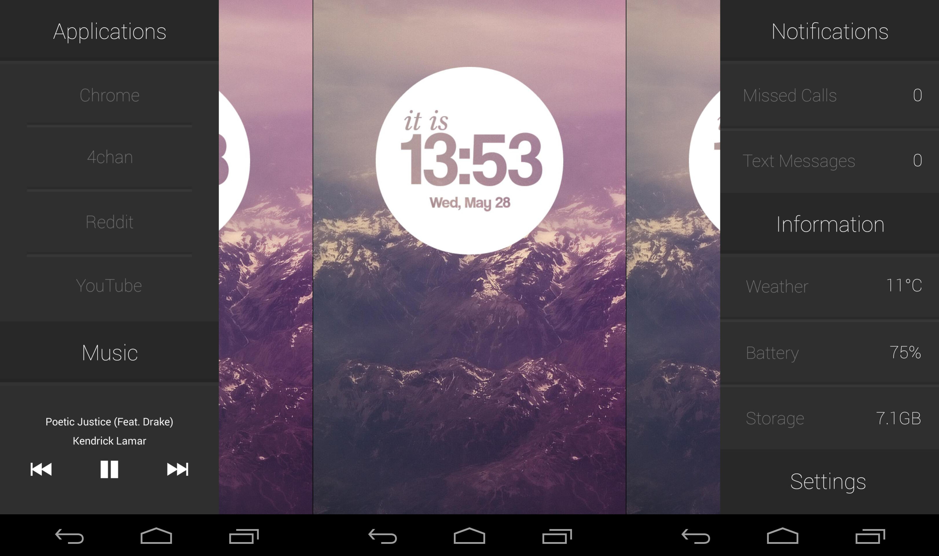 10 creative custom Android homescreen themes made by people just ...