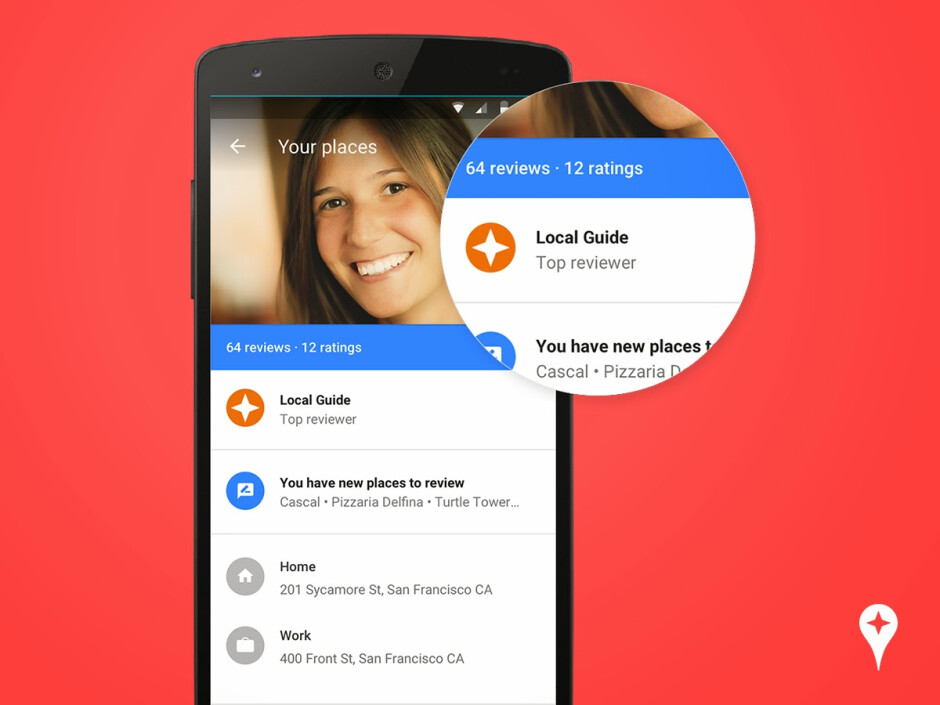 Update for Google Maps introduces Local Guides, a feature that paves the way for better user reviews