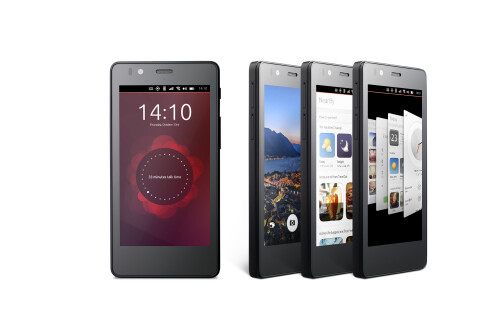 The BQ Aquaris E4.5 is the world's first Ubuntu phone, will cost €170 and feature mid-range specs