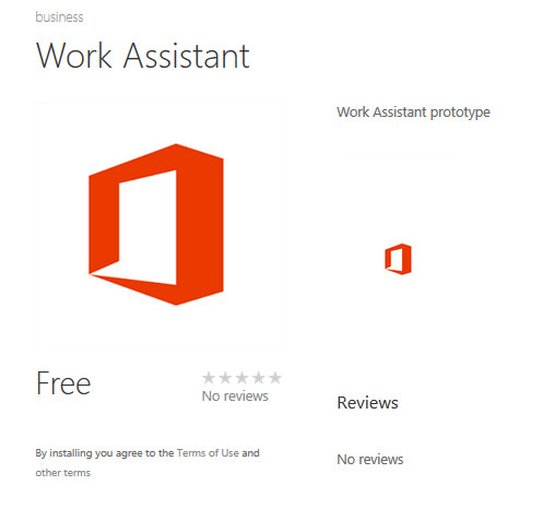 Work Assistant is a closed app being tested by Microsoft - Microsoft testing Work Assistant app that helps Cortana integrate with the upcoming Office apps