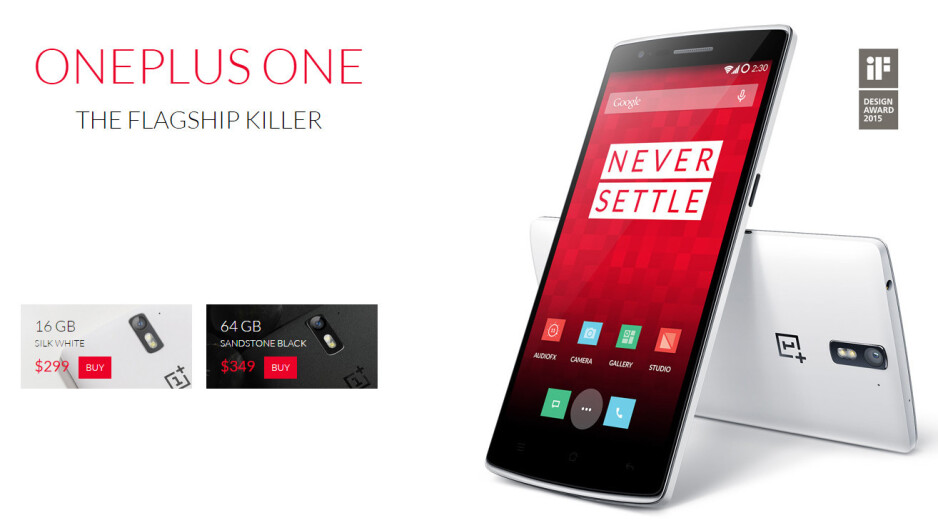 Starting from February 10, you'll be able to get the OnePlus One without an invite every Tuesday