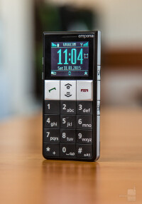 The phone I lived with for 2 weeks - an Emporia RL1
