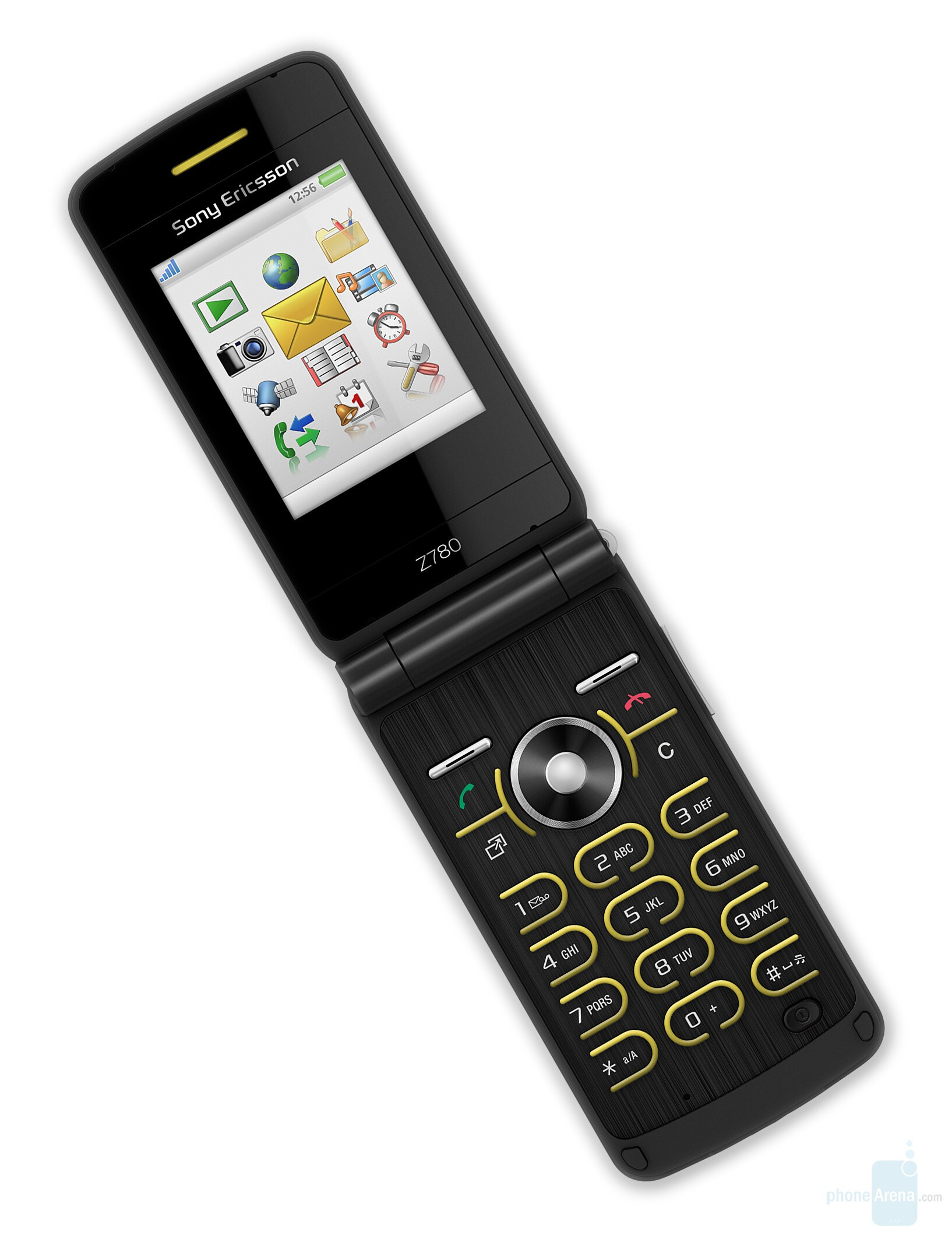 Sony Ericsson announced G502 and Z780
