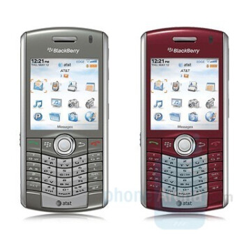 RIM BlackBerry Pearl 8110