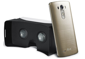LG G3 buyers will get the VR for G3 accessory starting later this month