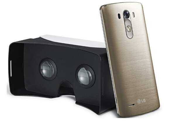 LG G3 buyers will get the VR for G3 accessory starting later this month - LG G3 buyers to get free plastic Virtual Reality accessory starting this month