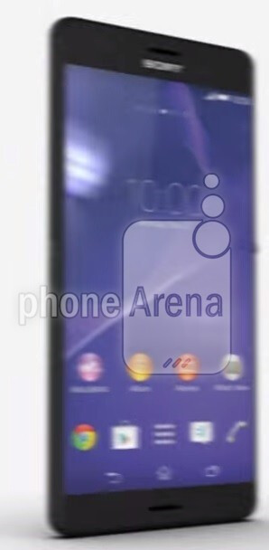 Alleged Sony Xperia Z4 render (unconfirmed)