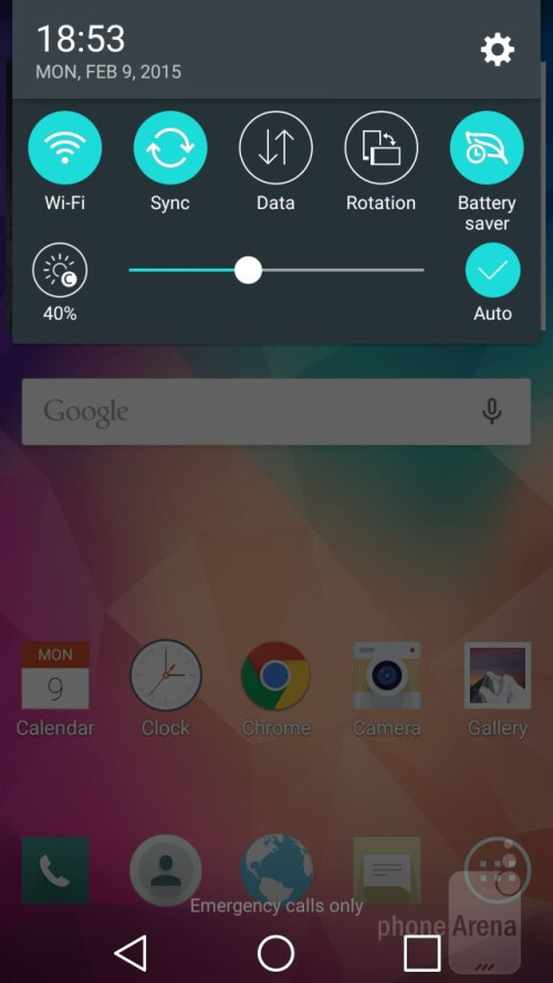 LG G Pro 2 gets Lollipop in Europe