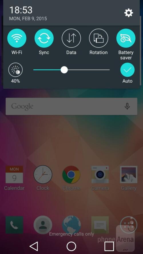 LG G Pro 2 gets Lollipop in Europe