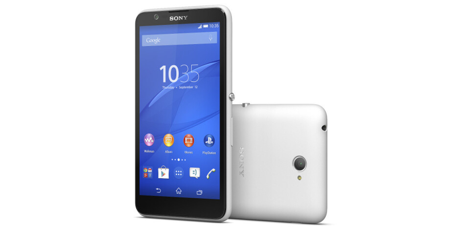 Sony Xperia E4 breaks cover - revamped OmniBalance design meets entry-level specs