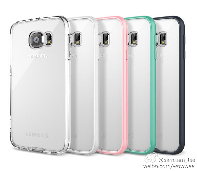 Alleged Samsung Galaxy S6 reveals itself under transparent ...