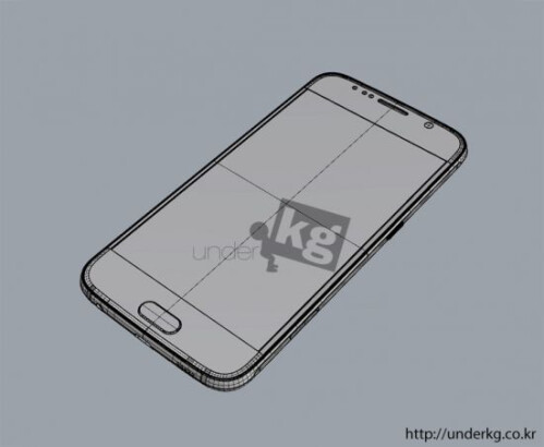 Samsung Galaxy S6 renders showing what the phone might look like