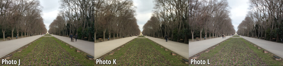 Side-by-side preview - iPhone 6 Plus vs Samsung Galaxy Note 4 vs DSLR blind camera comparison: you choose the best camera