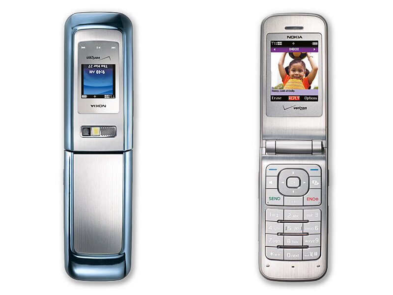 Nokia Flip Phone >> Nokia 6205 Is A Stylish Flip Phone For Verizon Phonearena