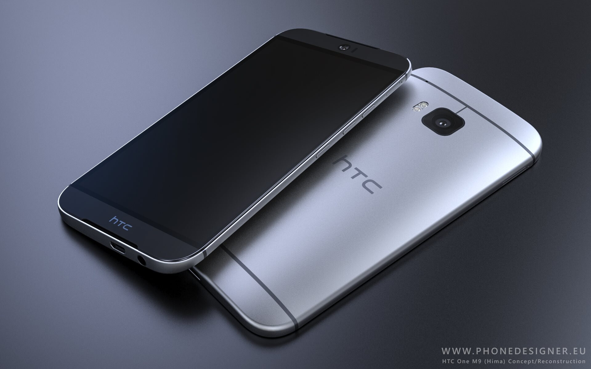 sizzling new renders of the htc one m9 pop up the best ones we 39 ve seen yet. Black Bedroom Furniture Sets. Home Design Ideas