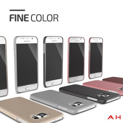 Samsung Galaxy S6 renders by Verus
