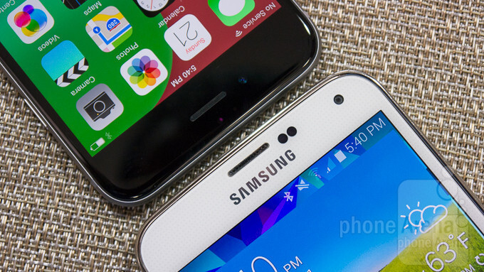 Have you switched from Android to an iPhone 6 or 6 Plus?