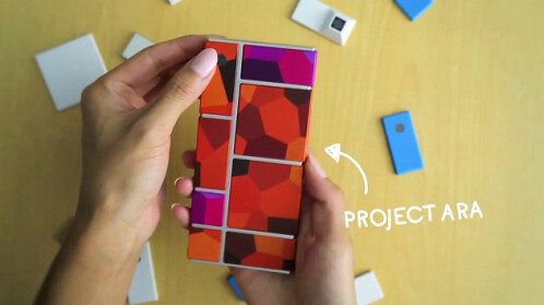 Project Ara is coming to MWC next month