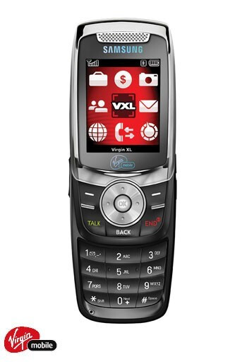 """Samsung Slash will be """"Coming Soon"""" to Virgin Mobile"""