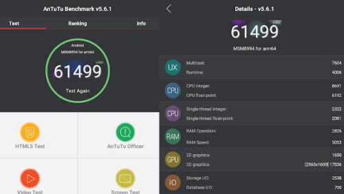Snapdragon 810 - AnTuTu
