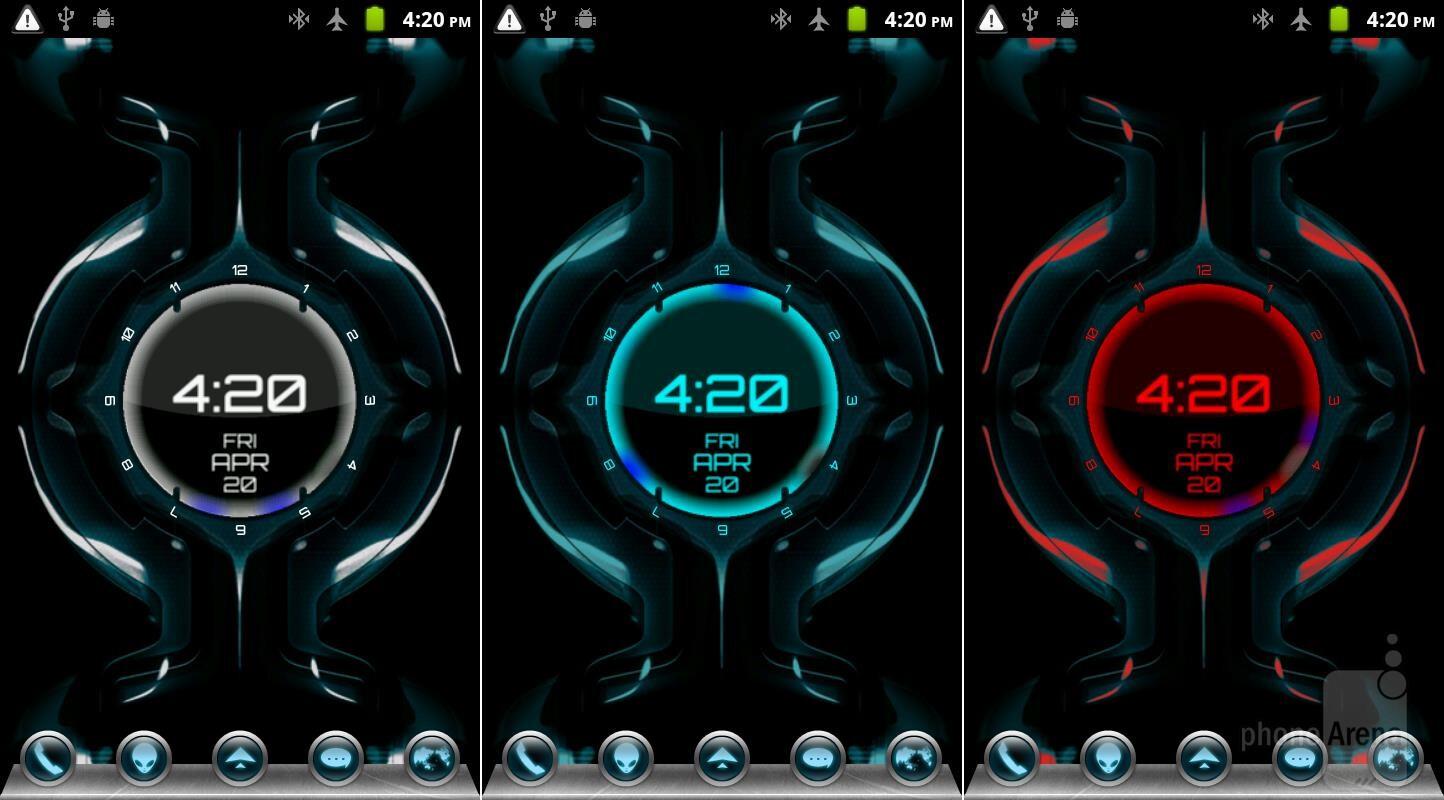 Tron live wallpaper -