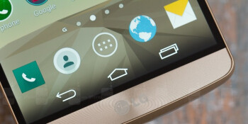 We changed the LG G3's display resolution to 1080p - we got superb performance and negligible battery life increases