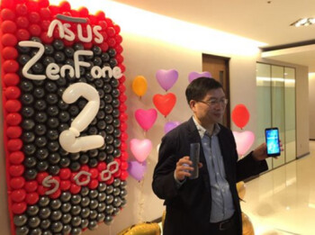 Asus introduces two additional versions of the ZenFone 2, one powered by Qualcomm and the other by MediaTek