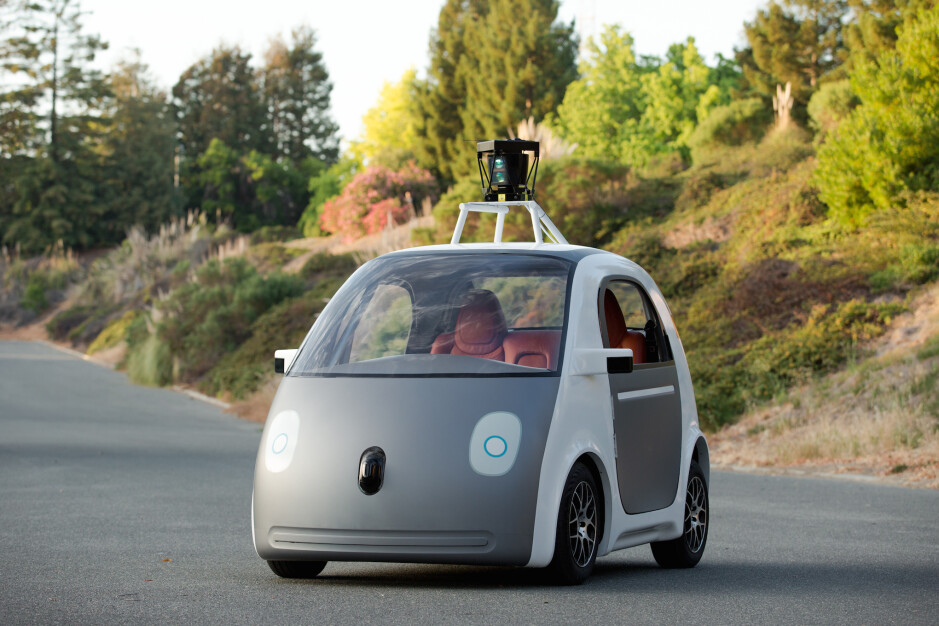 Google self-driving car prototype - Who killed the electric car? Not Apple, as it's working on a 'Titan' one